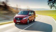 Yeni Mercedes-Benz Vito'nun dijital dünya lansmanı gerçekleşti