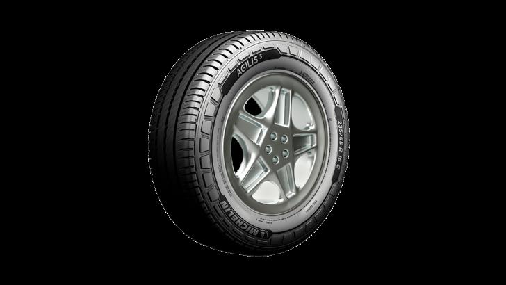 Michelin'den yeni yaz lastiği: Agilis 3