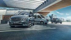 Mercedes Benz Hafif Ticari Araçlar, bakım periyodunu ve garanti sürelerini uzattı.