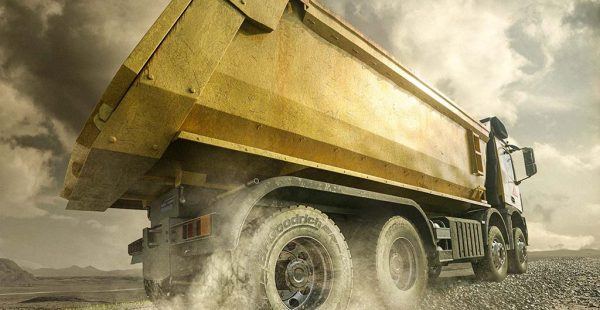 Michelin, BF Goodrich kamyon lastiklerini yeniledi
