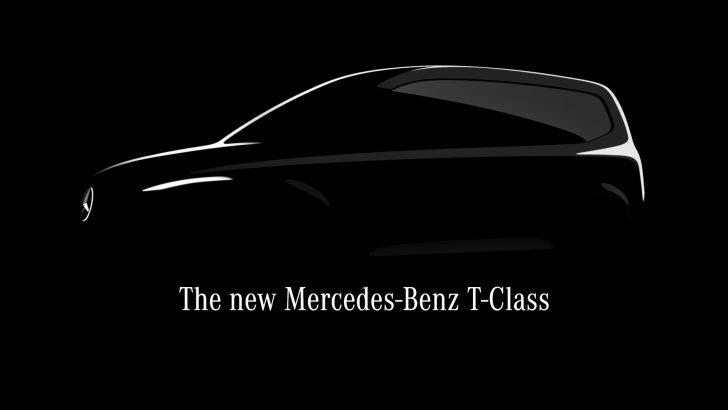 Yeni Mercedes-Benz T-Serisi; bireysel ve ticari amaçlı kompakt bir hafif ticari araç