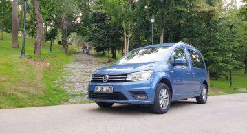 Ticaretin Almancası: Volkswagen Caddy