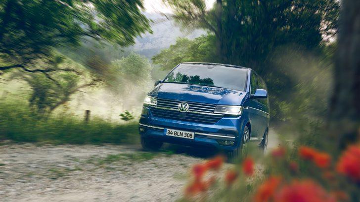 Yeni Volkswagen Caravelle  4 çeker ve daha zengin geldi