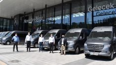 Grandtur Turizm, 15 adet Mercedes-Benz Sprinter ile filosunu güçlendiriyor
