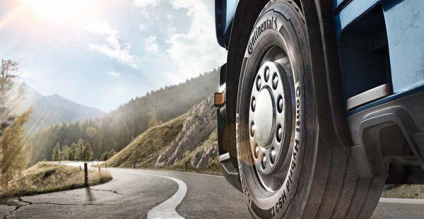 Lojistik Sektörü Continental Hybrid HS3 ile yolları sorunsuz aşıyor