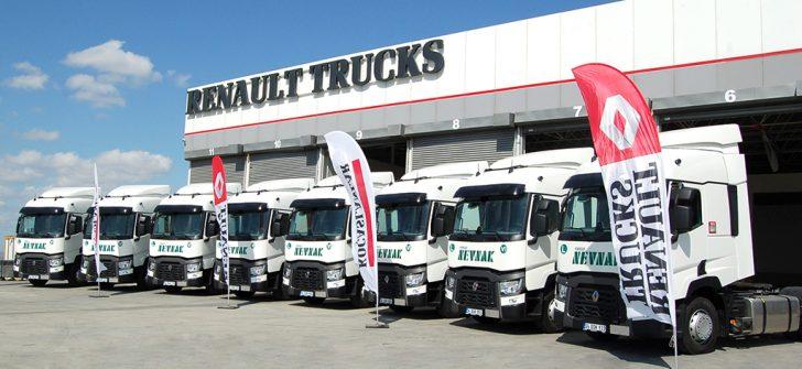 Frigo Nevnak Renault Trucks'ın toplam çözümlerinden vazgeçmiyor