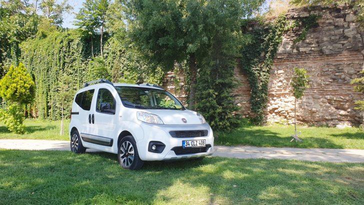 Fiat Fiorino Eko ile gaza geldi