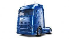 Volvo Trucks'tan mavi kontrat