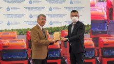 Ford Trucks'tan İstanbul Büyükşehir Belediyesi'ne 78 adet aktarma aracı