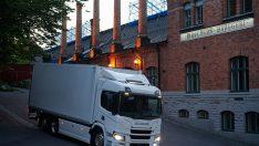 Scania çevreci kamyon serisini pazara sunuyor