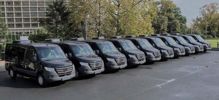 Mercedes, İlk 10+1 koltuklu Sprinter modelinin teslimatını yaptı