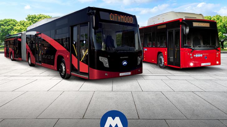 Karsan'dan Mersin Büyük Şehir Belediyesi'ne Menarinibus Citymood!