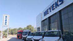 IVECO, İzmir'de yeni yetkili satış noktası ve servisini hizmete sunuyor
