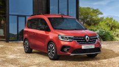 Yeni 2021 Renault Kango podyuma çıktı