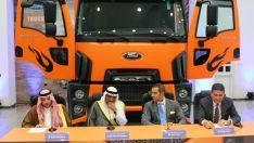 Ford Otosan, Ford Trucks ile büyümesini Ortadoğu'da sürdürüyor