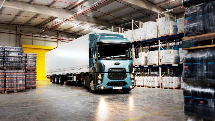 Ford Trucks satın alırken de kullanırken de avantajlar sunmaya devam ediyor