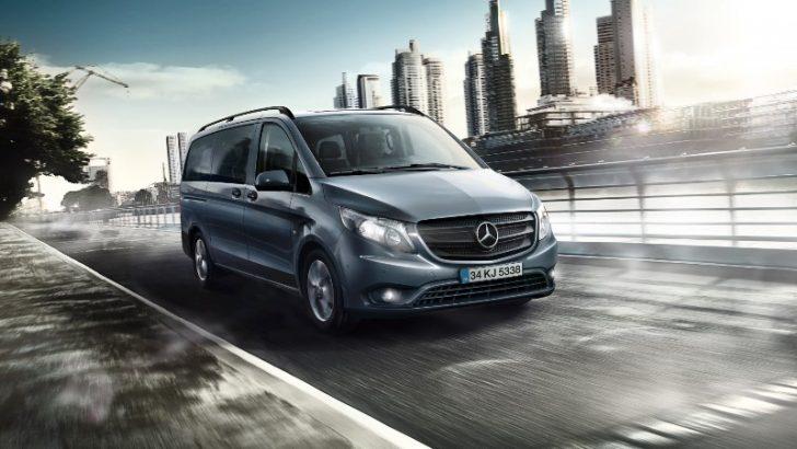 Yeni Mercedes-Benz Vito Türkiye'de