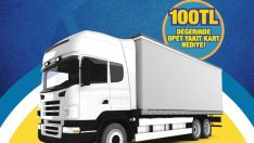 Goodyear ve OPET'ten kamyon sahipleri için kazandıran kampanya!