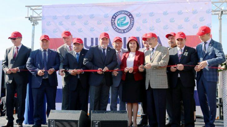"""Toplu Taşımada Yeni Dönem """"Avrupalı Eskişehir'e Avrupalı CITIPORT"""""""