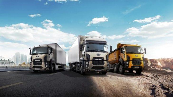 """Yeni Ford Trucks Serisi ile """"Her Yükte Birlikte"""""""