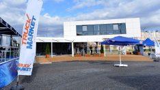 TruckMarket'in merkezi satış noktası Sancaktepe tesisi hizmete açıldı