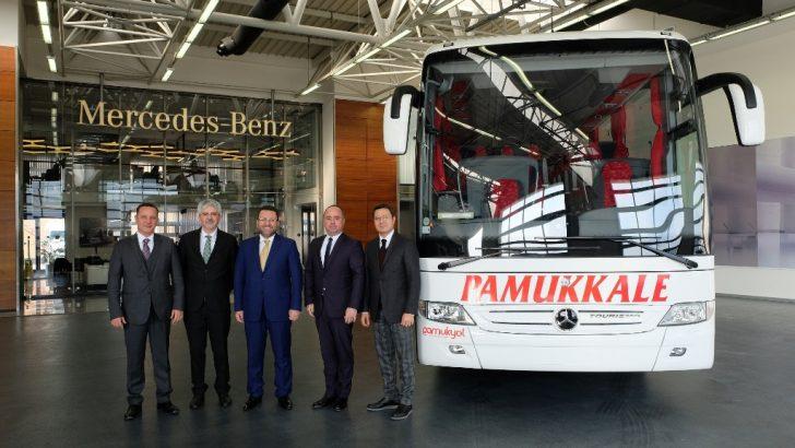 PAMUKKALE TURİZM'E 7 TOURİSMO
