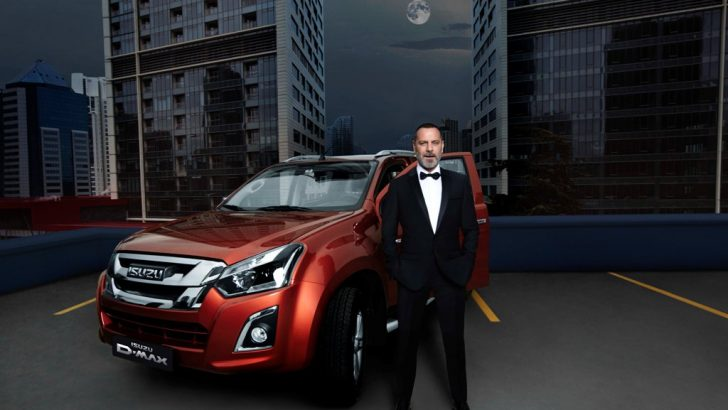 YILIN PİCK-UP'I ÖDÜLÜ ISUZU D-MAX'E