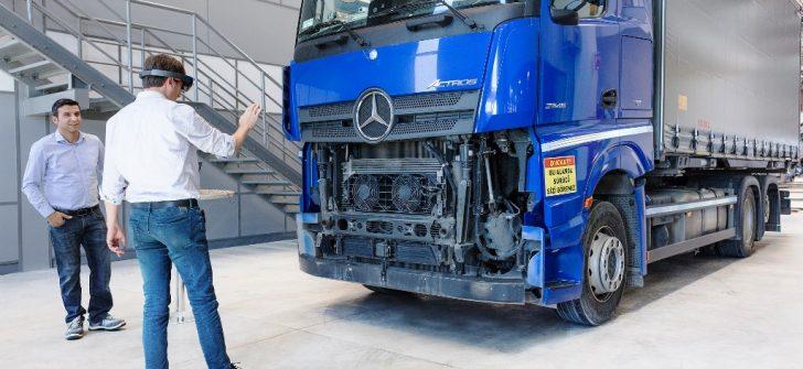 Mercedes-Benz Türk'e AR-GE Merkezi unvanı