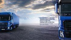 Ödüllü kamyon Ford F-MAX yola çıktı