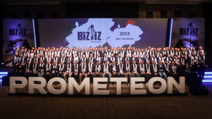 Prometeon Türkiye, 2019'a hızlı başladı