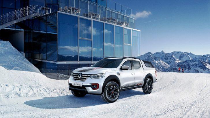 Renault'dan özel seri: Alaskan Ice