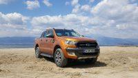 Dağ taş bayır demiyor Ford Ranger Wildtrack
