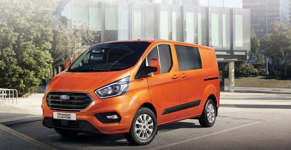 Yeni Ford Transit ve Custom Modelleri Türkiye'de