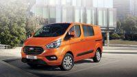 Ford Transit ve Custom ailesi yeniledi