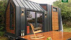MOOBLE HOUSE, Tekerlekli küçük evler dünyayı evinizin arsası yapıyor.