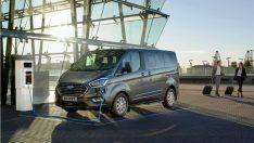 Ford, yeni elektrikli ve hibritlerini Frankfurt'ta görücüye çıkarttı!