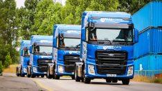 Arkas Lojistik 55 Ford Trucks Çekiciyle Filosunu Büyüttü