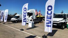 IVECO, hafta sonu  V Weekend Motoring Festivalindeydi!