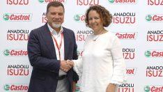 Anadolu Isuzu, Araçlarında Castrol'ü Tercih Ediyor