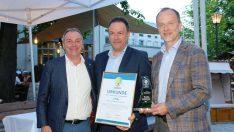 Krone'ye Almanya'da Çifte Ödül