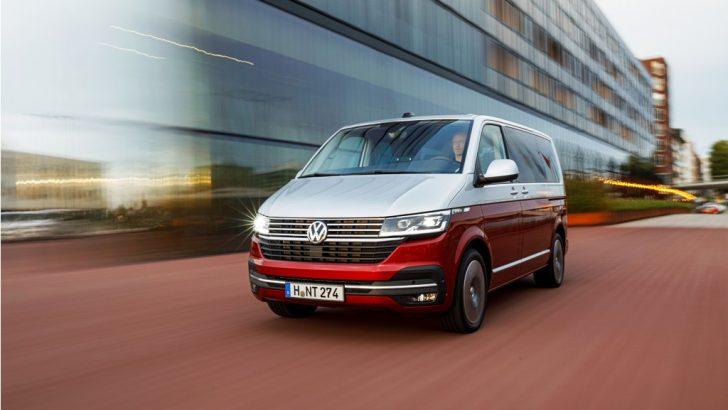 Yeni Volkswagen Transporter Kasım ayında Türkiye'de