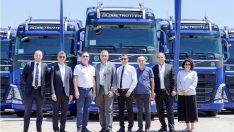 Köknar Uluslararası Taşımacılık Filosuna 15 Adet Volvo Trucks Ekledi