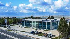 IVECO, İstanbul'da son teknolojiye sahip en büyük bayi tesisini açtı