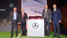 Mercedes-Benz'in Milli Takıma Desteği Sürüyor