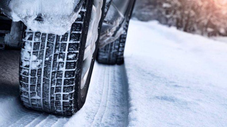 Ticari Araçlar İçin Kış Lastiği Uygulaması Başlıyor