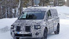 Mercedes Benz Citan testlerine devam ediyor