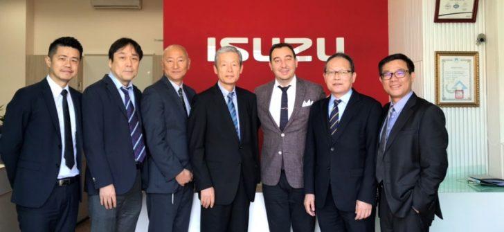 Anadolu Isuzu Taiwan ile 450 araçlık satış anlaşmasına imza attı