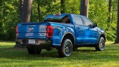 Ford Ranger'a yeni yazılım