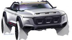 Audi Pick-Up atağına mı kalkıyor?