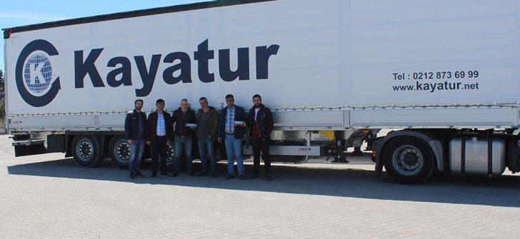 Schmitz Cargobull'un 2020 teslimatları hız kesmeden devam ediyor